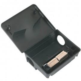 Patkányméreg tartó doboz
