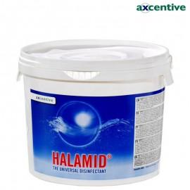 HALAMID por alakú fertőtlenítőszer koncentrátum