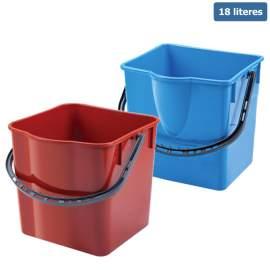 Műanyag vödör felmosókocsihoz (18 literes)
