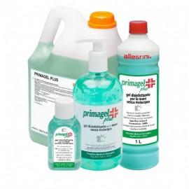 Primagel Plus kézfertőtlenítő gél (50 ml, 500 ml, 5 liter)