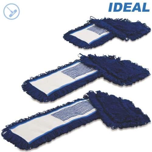 Image of Acryl szálas zsebes seprő mop (IDEAL) (40 cm széles)